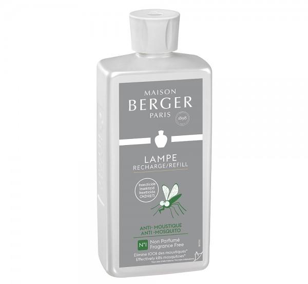 Lampe Berger Anti-Mücken ohne Duft (Anti-Moustique) - 500 ml