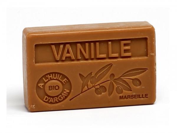 Bio-Arganöl Seife Vanille - 100g