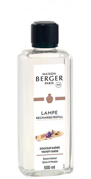 Maison Berger Duft Samtiges Wildleder (Douceur Suédée) - 500 ml