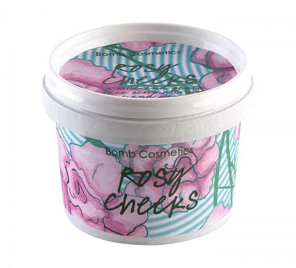 Bomb Cosmetics Rosy Cheeks Face Scrub Gesichts-Peeling 120ml