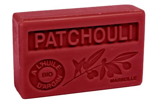 Bio-Arganöl Seife Patchouli - 100g