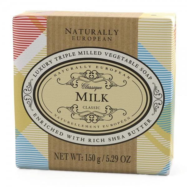 Naturally European Seife Milk 150g