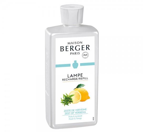 Maison Berger Duft Belebende Zitronenverbene (Zeste de Verveine) - 500 ml