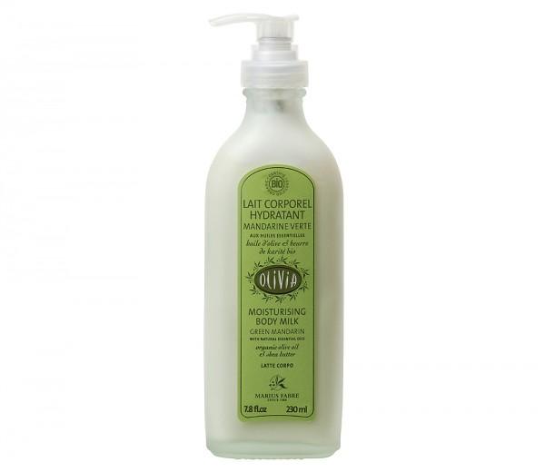 Marius Fabre OLIVIA Körpermilch Bio-Olivenöl & Shea-Butter 230ml