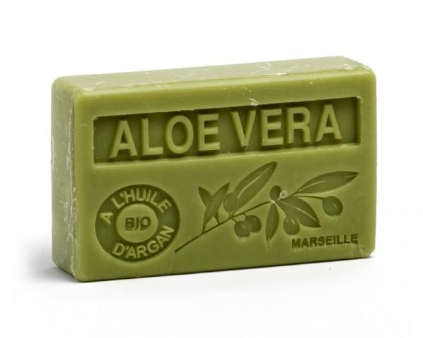 Bio-Arganöl Seife Aloe Vera - 100g