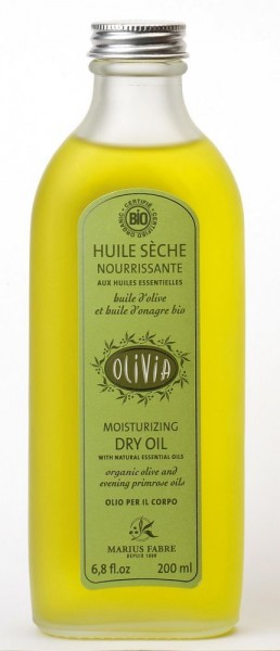 Marius Fabre OLIVIA Onagre Trockenöl Bio-Olivenöl & Shea-Butter 230ml