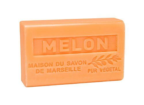Provence Seife Melon (Melone) - Karité 125g
