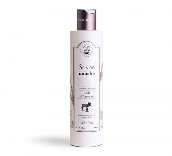 Provence Dusch-Seife Lait D'Anesse (Eselsmilch) Duschgel 250ml
