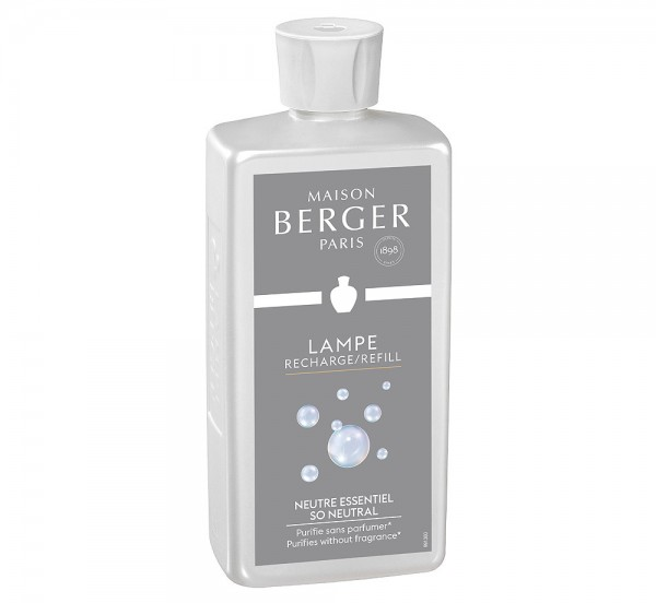 Maison Berger Duft Neutral (Neutre Essentiel) - 500 ml