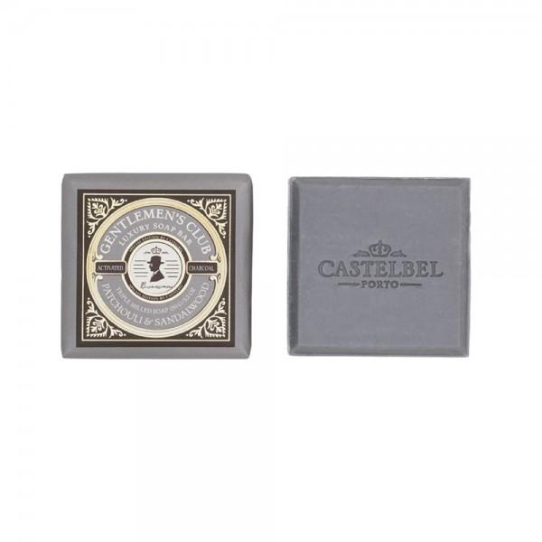 Castelbel Seife Gentlemen`s Club Patchouli & Sandalwood Olivenöl-Seife - 150g