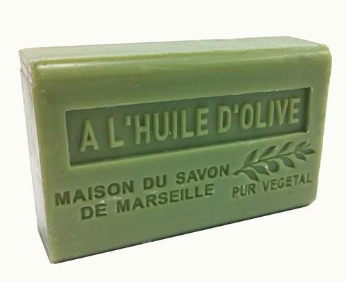 Provence Seife Olivenöl (Huile d'Olive) - Karité 125g