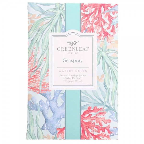 Greenleaf Duft Sachet Large - Seaspray - Duftsäckchen