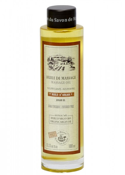 Pflegendes Massageöl Arganöl -Wohltuend- 100 ml