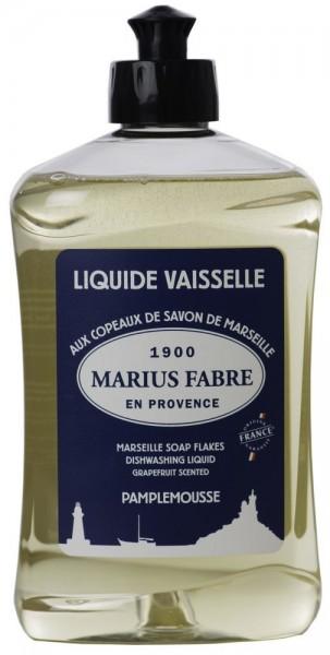 Marius Fabre Savon de Marseille Geschirrspülmittel Pampelmuse 500ml ohne Palmöl
