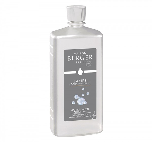 Lampe Berger Duft Neutral (Neutre Essentiel) - 1L