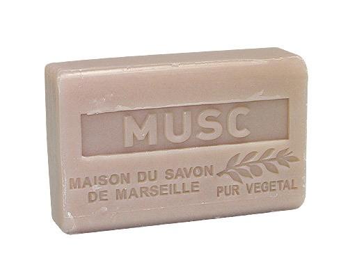 Provence Seife Musc (Moschus) - Karité 125g