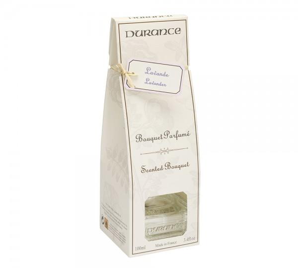 Durance Duftbouquet Lavendel (Lavande) 100ml - Diffuser Duftstäbchen