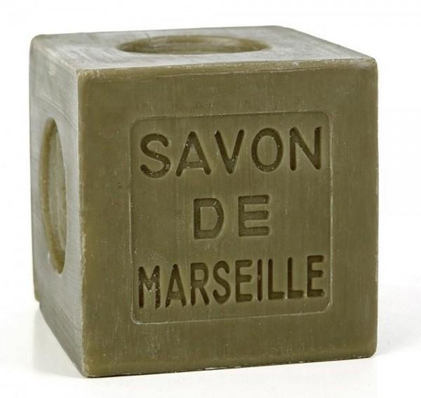 Marius Fabre Savon de Marseille Olivenölseife Seifenblock Seife Vegan 400g