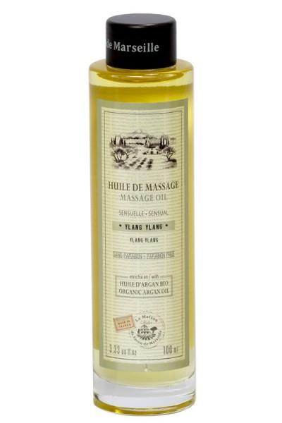 Pflegendes Massageöl Ylang-Ylang -Sinnlich- 100 ml
