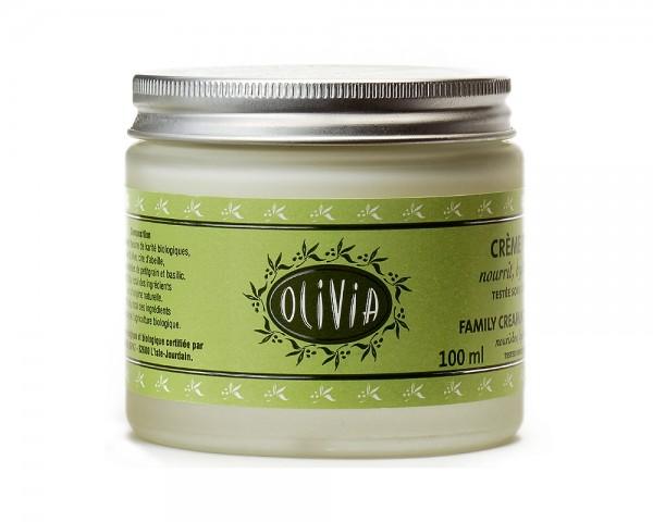 Marius Fabre OLIVIA Feuchtigkeitscreme Bio-Olivenöl & Shea-Butter 100ml