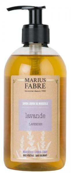 Marius Fabre Flüssigseife Lavendel (Lavande) Bio-Olivenöl 400ml
