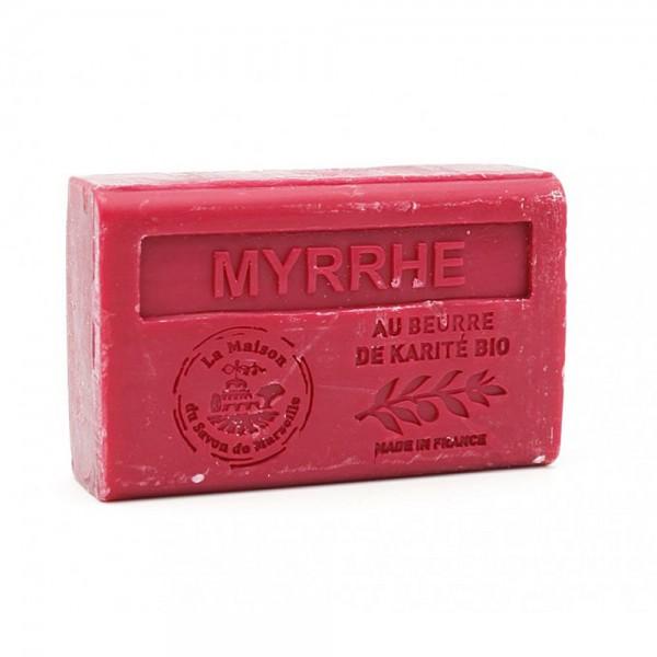 Provence Seife Myrrhe - Karité 125g