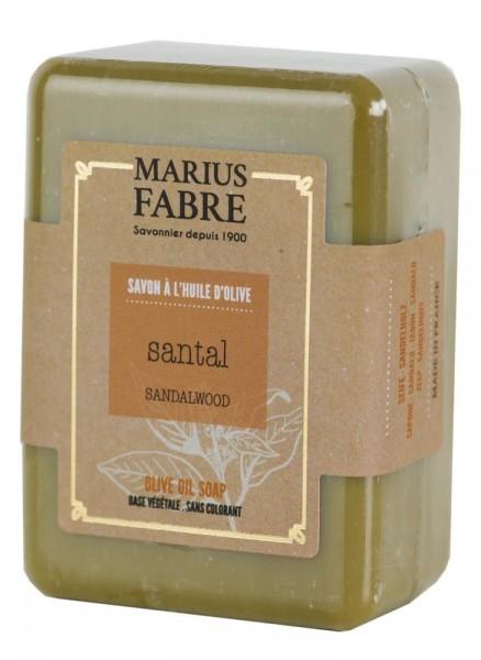 Marius Fabre Seife Sandelholz (Santal à l`huile d`olive) Shea-Butter 150g