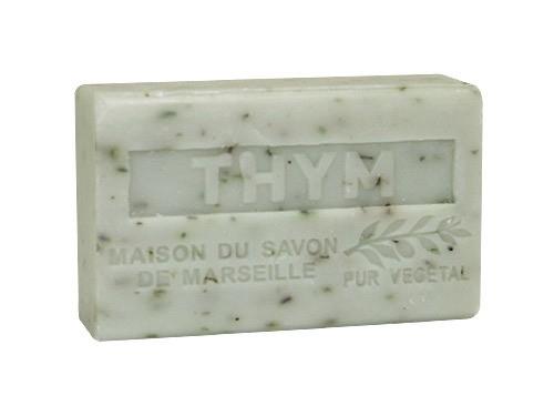 Provence Seife Thym Broyee (Thymian) - Karité 125g