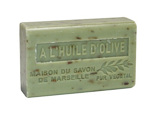 Provence Seife Olive Concassee (Olive) - Karité 125g