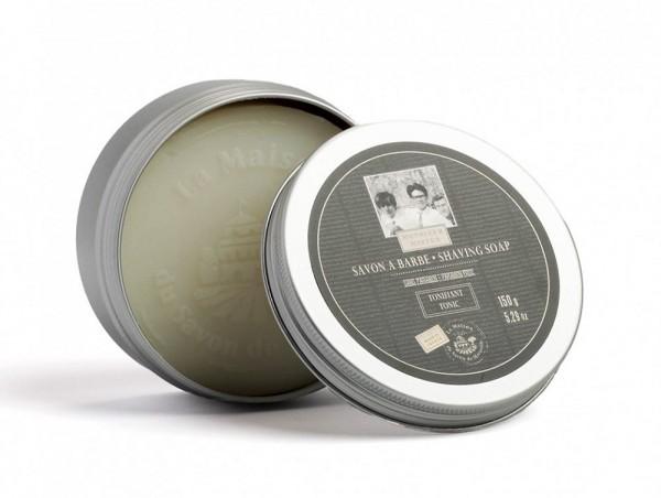 Französische Rasierseife Savon a Barbe in edler Metalldose 150 g